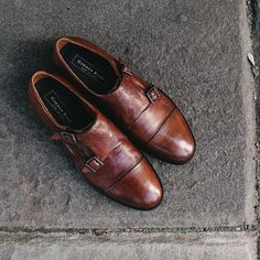 What do you think of our newly launched 'Millson' monk straps?