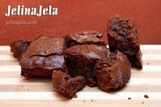 Chocolate brownie #food #chocolate #brownie