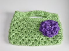 Clever, Crafty, Cookin' Mama: Crochet - Boutique Bag
