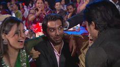 Sanaya Irani & Barun Sobti won best Jodi on Tv at Star Parivaar