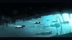 concept ships: Elite Dangerous concept art by Badger Spaceship Design, Spaceship Concept, Concept Ships, Spaceship Art, Frank Herbert, War Craft, Keys Art, Environment Concept Art, Science Fiction Art