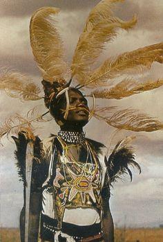 Luo Tribeman, People of Kenya. Do wish people would credit photographers but alas no name, fabulous photo.