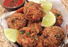 Chickpea and Chipotle Seitan Fritters Frittered Deliciousness!...