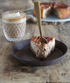 Verdens bedste æblekage med kanel