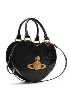 Heart-shaped Vivienne Westwood purse