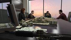Comme prévu, le tout nouveau DLC de Grand Theft Auto Online est disponible dès maintenant sur Playstation 4, Xbox One et Pc. Dans Haute Finance et Basses Besognes qui est l'une des mises à jour les plus importantes faites à ce jour dans le jeu de Rockstar Games, vous aurez pour but de devenir LE patron du crime de Los Santos et Blaine County.