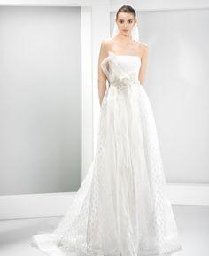 #6076 Nanda Devi Collection - 2016 Vestidos de novia - Jesús Peiro Wedding dresses - Jesús Peiro