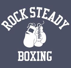 Buy a t-shirt to support Fighting Back Against Parkinson's Disease with Rock Steady Boxing. Please share!