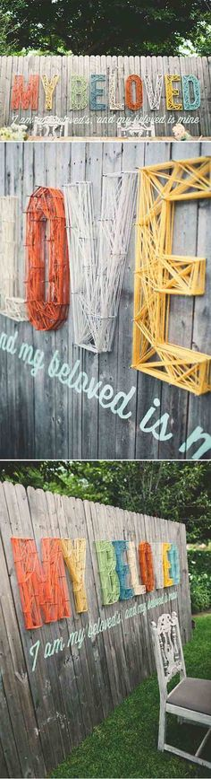 Get Creative With These 23 Fence Decorating Ideas and Transform Your Backyard homesthetics design (16)