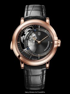 Harry Winston Midnight Minute Repeater