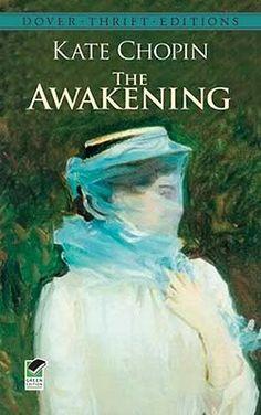 The Awakening by Kate Chopin.  Love it.