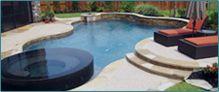 Custom pool and spa  Houston pool builder,  www.poolmaninc.com