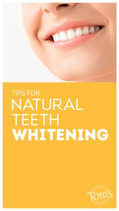 If you're looking to brighten your pearly whites to the next level, know that there are ways to whiten your smile that are safe and effective. Natural Toothpaste, Natural Teeth Whitening, Reverse Cavities, Root Canal Treatment, Receding Gums, Best Oral, Oral Hygiene, Oral Health, How To Slim Down