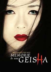 memoirs of a geisha movie
