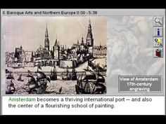 Baroque Arts and Northern Europe (The Baroque Part 2) - http://www.zaneeducation.com - Baroque Arts and Northern Europe is Part 2 of The Baroque - Use this two part video to learn, study and experience the grandeur of the Baroque, an era that witnessed the debut of the operatic aria, the development of instrumental works and landscape painting, and the portrayal of religious figures in states of heightened emotion. Gain insight to the ...
