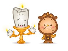 Kawaii Lumiere and C
