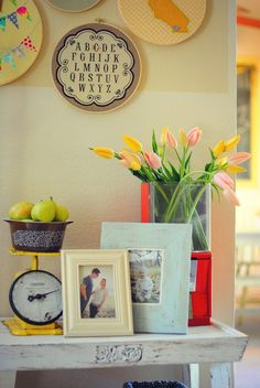 Home Made Lovely- Heather's Home Tour | Life Made Lovely