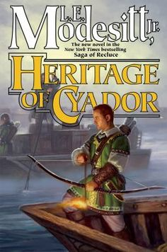 Epic Fantasy. This latest installment in the long-running Saga of Recluce continues where Cyador's Heirs left off, focusing on Lerial, second son of Duke Kiedron of Cigoerne. Though Lerial possess both mage and combat training, he can use neither in his attempts to negotiate a peace that will protect the already fragile Cigoerne from its warring neighbors, Heldya and Afrit.