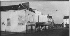 Astor Cinema Georges Street - Dungannon Old Irish, Northern Ireland, Historical Photos, Family History, Old Photos, Peeps, Cinema, Earth, Memories