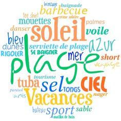 Votre destination de vacance préférée? Your favorite vacation destination? Apprendre le français avec TV5 Monde