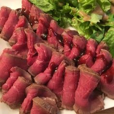 「炊飯器で簡単☆ローストビーフ」しっとり柔らかいローストビーフです。【楽天レシピ】