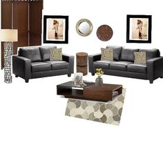 Love the couches Living Spaces, Living Room, Home Projects, Interior Inspiration, Design Boards, Couches, Mood Boards, Table, Palette