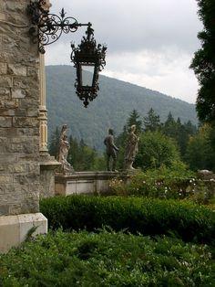 Peles Castle - detail - Sinaia, Prahova, Romania Copyright: Pleampa One