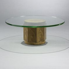 Edward Wormley / coffee table Edward Wormley, Dining Room, Dining Table, Console Table, Auction, Designers, Coffee, Metal, Interior