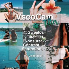 Pin by bella cavanna on photos ✌ vsco filter, photography, v Photography Filters, Photography Editing, Photography Hacks, Vsco Cam Filters, Insta Filters, Free Vsco Filters, Vsco Filters Summer, Vsco Pictures, Editing Pictures