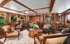 Siete Yacht Refitted in 2013, Benetti motor yacht...