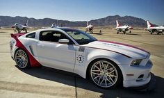 Ford GT   ford the u s air force thunderbirds edition ford mustang gt is a one ...