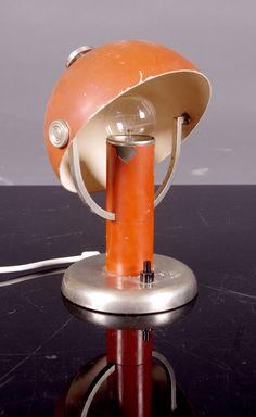Erik Tidstrand, NK, table lamp, art deco, 1930s