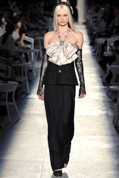 Chanel | Fall 2012 Couture Collection | Vogue Runway