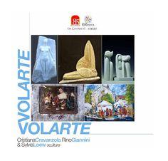 """(VOLUME 2 - SCULTURA)  VOLARTE: MAILA STOLFI & ANNAMARIA VECCIA pittura CRISTIANA CRAVANZOLA, RINO GIANNINI & SYLVIA LOEW scultura Mostra collettiva di pittura e scultura in mostra ad Arezzo dal 10 al 23 maggio 2015  Dal 10 maggio al 23 maggio 2015 gli spazi espositivi di Via Cavour 85, ad Arezzo, ospitano """"VOLARTE"""", mostra colletiva di pittura e scultura di Maila Stolfi, Annamaria Veccia, Cristiana Cravanzola, Rino Giannini & Sylvia Loew.  Domenica 10 maggio, alle ore 18,  inaugura la…"""