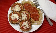 Emily Bites - Weight Watchers Friendly Recipes: Eggplant Parmesan