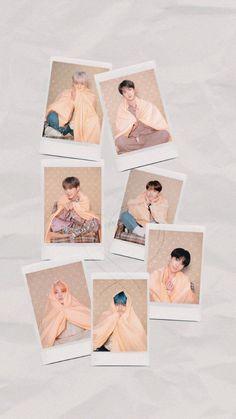 So beautiful and cute Bts Taehyung, Bts Bangtan Boy, Bts Jimin, Foto Bts, Pop Americano, Bts Polaroid, Polaroids, Bts Group Photos, K Wallpaper