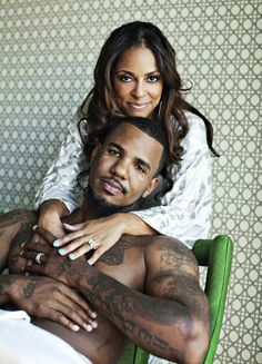 Rapper The Game & His Wife, Try Their Hand (And/Or Life) @ Reality TV ... Will You Tune In?