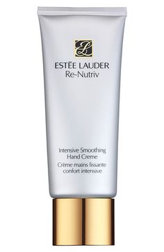 If you like a super rich hand cream, Estee Lauder Re-Nutriv Hand Creme is excellent!