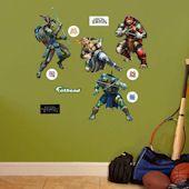 Show TMNT Wall Decals and Stickers! Teenage Mutant Ninja Turtle wall decor featuring Raphael, Donatello, Leonardo, and Michaelangelo Teenage Mutant Ninja Turtles, Tmnt, Wall Decals, Jr, Movie, Wall Stickers, Films, Film Books, Film