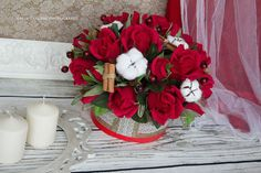 Gallery.ru / Фото #116 - Квіти в коробках - designbygaljatanchik