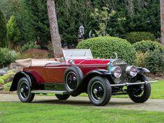 1927 Rolls-Royce Phantom I Derby Speedster by Brewster (S155PM)