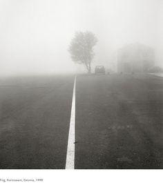 Kristoffer Albrecht, Fog, Kuressaare, Estonia, 1998