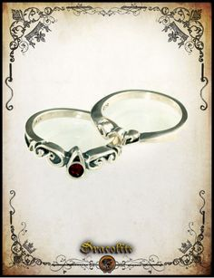 Another inexpensive choice :) yay for Elvish rings!!!