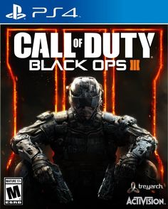 Discover the Call of Duty: Black Ops III - Standard Edition - Xbox One. Explore items related to the Call of Duty: Black Ops III - Standard Edition - Xbox One. Organize & share your favorite things (including wish lists) with friends. Black Ops 3, Call Of Duty Black Ops, Jeux Xbox One, Xbox 1, Playstation Games, Ps4 Games, Games 2017, Games Consoles, Wii U