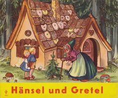 Gebrüder Grimm / Hänsel und Gretel  Kinderbuch Pestalozzi Verlag / Deutschland ex libris MTP