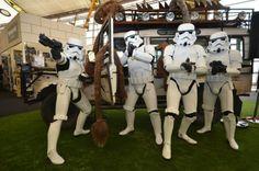 Stormtrooper Troll Hunters
