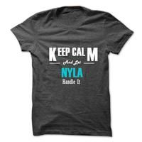 Keep Calm and Let NYLA Handle It