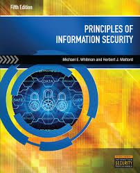 Principles Of Information Security 5th Edition By Michael E Whitman Informatica Hula Hula