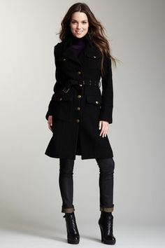Marc New York Outerwear Natasha Wool Coat           http://www.way2cook.com/Chutneywale-aloo.html