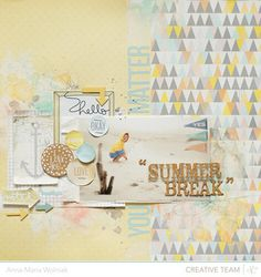 summer break :: 'Atlantic' line by ania-maria at @Studio_Calico